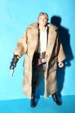 STAR WARS VINTAGE COLLECTION HAN SOLO TRENCH COAT VC62 LOOSE COMPLETE