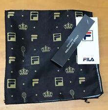 Fila x UO Monogram Bandana Brown NWT One Size Headscarf