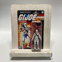 "G.I. JOE STORM SHADOW Retro Walmart EXCLUSIVE 3.75"" Action Figure Hasbro Cobra"