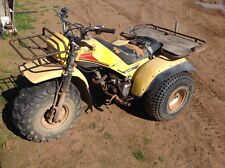 Yamaha Ytm200 3 Wheeler Atv Atc Used Front Rim Wheel wrecking parts only.