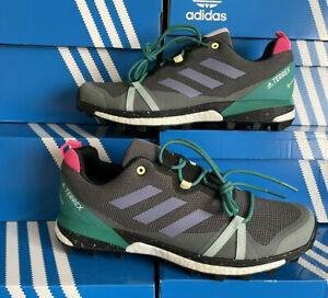 Adidas Terrex Skychaser LT Gore-Tex Men's Trial Running Shoes Trainers UK 8.5