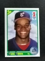 1990 Score Frank Thomas #663 Rookie Card RC Chicago White Sox NM-MINT SHARP C's