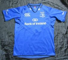 Leinster Rugby home jersey shirt CANTERBURY 2013-14 Bank of Ireland adult SIZE L
