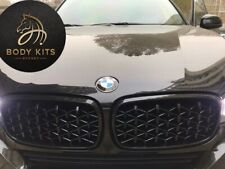 BMW Front Grille All Balck For X5 X6 F15 F16