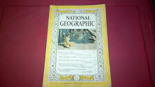 National Geographic ( October 1960 ) ( Nice Price ) Great Reading Material