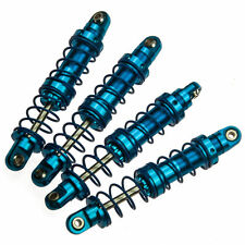 4 Pcs 70mm Schocks Absorbers Stoßdämpfer für 1/10 RC Crawlers CC01 D90 SCX10
