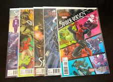 SPIDER-VERSE (Marvel 2015) -- # 1 2 3 4 5 -- FULL Series -- Spider-Gwen