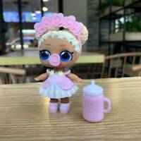 LOL Surprise Doll FLOWER CHILD Big Sister SERIES 3 Baby SUPER RARE  Jouets