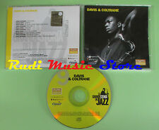 CD GRANDE STORIA JAZZ 9 compilation PROMO 01 DAVIS COLTRAINE (C16*) no mc lp dvd