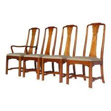 ethan allen cherry chairs