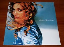MADONNA RAY OF LIGHT 2x LP *LIMITED* EU PRESS 180g VINYL REMASTERED EDITION New