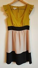 Monsoon Sleeveless Lined dress Size 10 <SS193