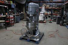 Hobart M-802 80 Qt Quart Mixer W/ Whip Paddle Hook Bowl Commercial Bakery