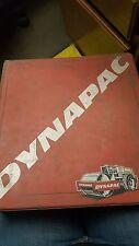 Dynapac CC42 Operating & Maintenance Manual