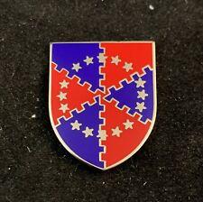 🌟62nd Ada (Air Defense Artillery) Regiment Unit Crest Dui, Lapel Hat Pin Badge