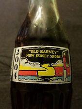 Barnegat Light House Coca Cola Bottle 2004 Old Barney New Jersey full bottle 8oz