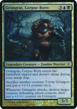 MAGIC GRIMGRIN, CORPSE-BORNE FOIL OVERSIZED CARD - COMMANDER'S ARSENAL LIM. ED.