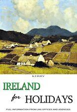 Viaje de Irlanda para vacaciones Kerry Paul Henry Cartel
