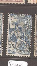 Switzerland SC 100 VFU (5ayv)