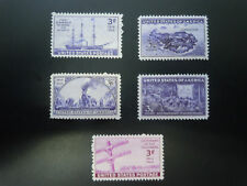 1944  US Commemorative Year Set #922-926   MNH