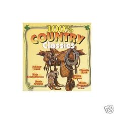 100% Country Classics Cd (6930)