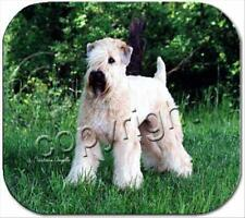 Soft Coated Wheaten Terrier Dog Computer Mouse Pad Mousepad