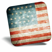Awesome Fridge Magnet - Distressed USA Flag America American Cool Gift #8316
