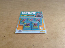 Panini Fortnite S1 Trading Card Collection Multipack