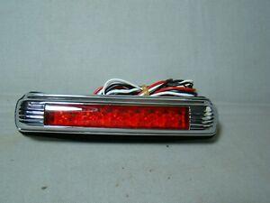 Led license plate light LED stop light / third brake light license light 12 volt