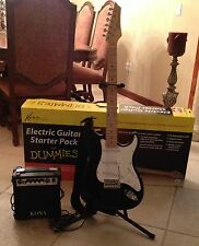 Guitar Brand New with Amplifier and all Attachments