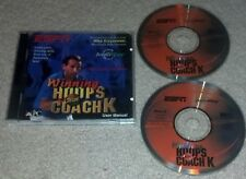 Winning Hoops with Coach K on CD ROM by Krzyzewski, Mike