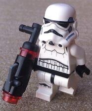 1 ORIGINALE LEGO STAR WARS Stormtrooper dal 75165 Set 2017 color carne testa Tiratore