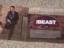 """The BEAST"" A&E TV Series! 1 RARE episodes! Emmy Preview DVD! RARE DVD! PILOT!"