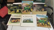 2 Antique Power & 4 Green Machine Magazines