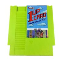395 in 1 FOREVER GAMES Mega Pack Game MultiCart for NES Console 1 Up Cart