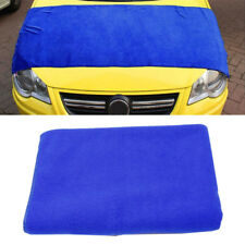 Big Microfiber Towel Elite Deluxe Soft Car Wash Drying Blue Cleaning Cloth