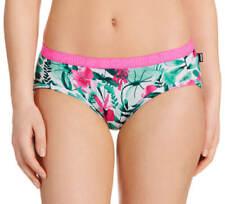Bonds Ladies 5BK Rainforest Printed Hipster Boyleg Brief Size 16 New