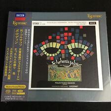 Rimsky-Korsakov Scheherazade SACD CD Esoteric Japan ESSD90119