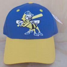 RETRO STYLE BURLINGTON BEES  BALL CAP SMALL/MEDIUM MINOR LEAGUE BASEBALL