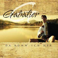 "ANDREAS GABALIER ""DA KOMM ICH HER"" CD VOLKSMUSIK NEW+"