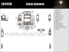 Fits Dodge Durango 2004-2007 No Navigation Basic Wood Dash Trim Kit