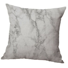 """Floral & Marbling Square Cushion Cover Sofa Car Couch Throw Pillow Case 18"""""""