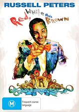 Russell Peters Red, White And Brown - Indian Comedian NEW