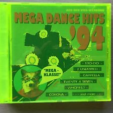 Mega Dance Mix '94 / 1994 / Clubbing Compilation CD