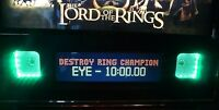 STERN Pinball LED Speaker Light Mod Terminator 3, Lord Of The Rings, Nascar