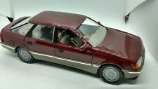 Rare 1/25 Schabak Scale Diecast Ford Granada Made in Germany with box