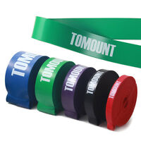 Resistance Band Gym Fitness Exercise Workout Heavy Yoga Strength Training Band