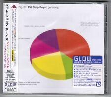 "Sealed PET SHOP BOYS I Get Along JAPAN-ONLY 5"" EP CD TOCP-61067 Free S&H 2002"
