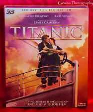 TITANIC 3D Collector's Edition 2-Disc Set Region Free