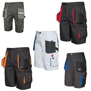 Arbeitshose Arbeitsshorts Shorts kurze Sommer Hose Berufsbekleidung Gr.46-60 Neu